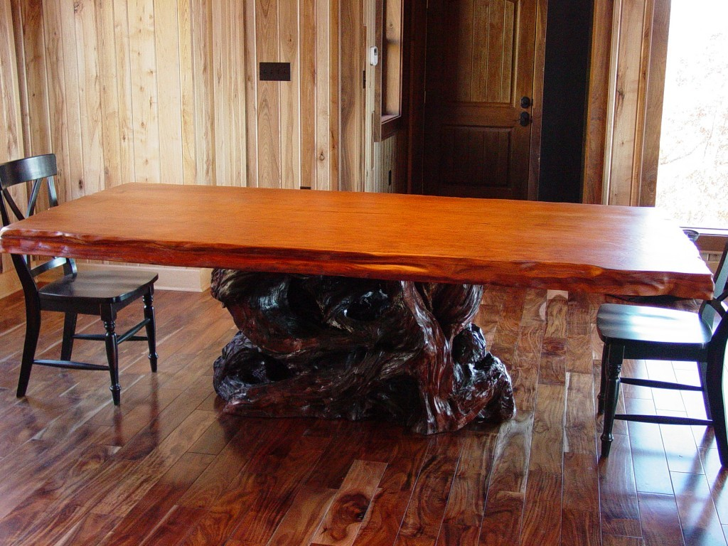Cedar Bases Live Edge Table Bases Redwood Burl Inc