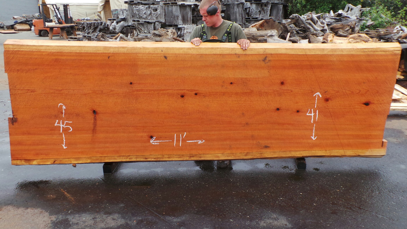 Blank Redwood Slabs - Perfect Supply for Wood Crafting and DIY Wood Project Ideas